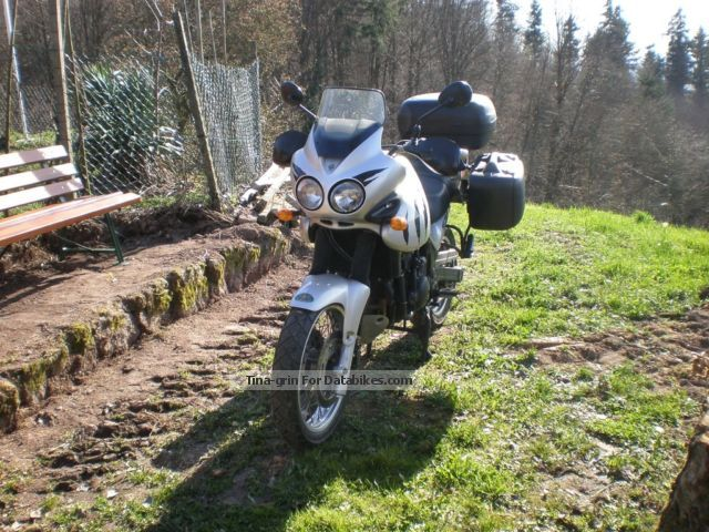 2003 Triumph  Tiger Motorcycle Enduro/Touring Enduro photo