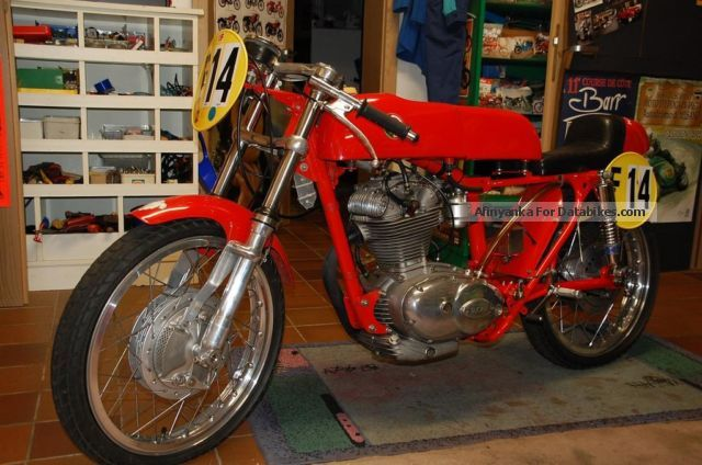 Ducati  sport 1960 Vintage, Classic and Old Bikes photo