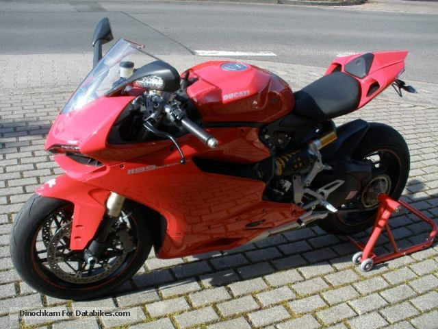 2013 Ducati  NEW Panigale-veh with many EXTRAS Motorcycle Motorcycle photo