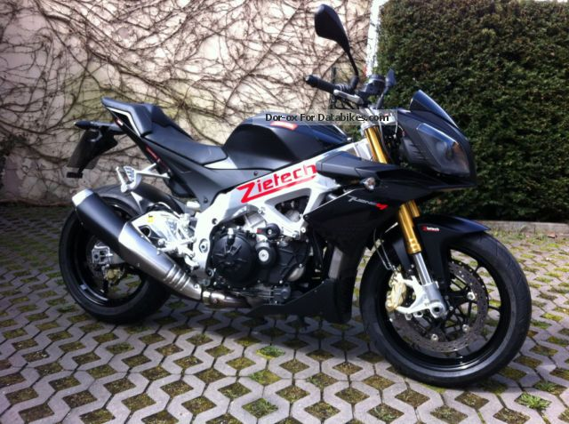 Aprilia  Tuono V4 2012 Naked Bike photo