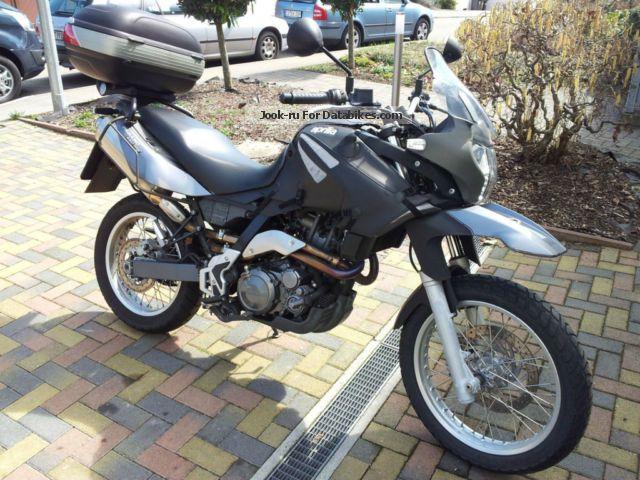 2006 Aprilia  Pegaso 650 Trail Motorcycle Enduro/Touring Enduro photo