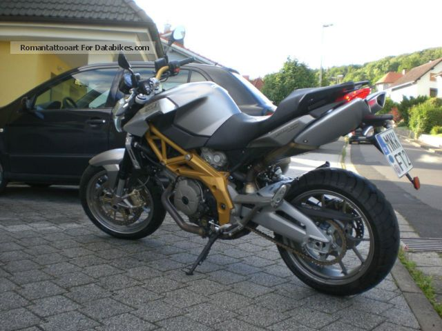 2007 Aprilia  SL 750 SHIVER Motorcycle Naked Bike photo