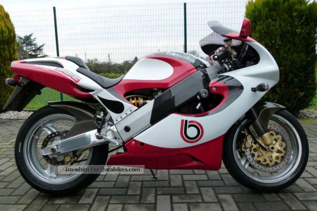 1996 Bimota  SB6 Motorcycle Sports/Super Sports Bike photo