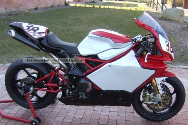 2010 Bimota  5 db Racing Motorcycle Racing photo