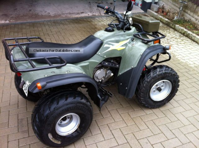 2012 Herkules  Adly Motorcycle Quad photo