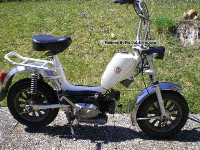 Other  CF Fabbrica ciclomotori 50 cc \ 1971 Vintage, Classic and Old Bikes photo