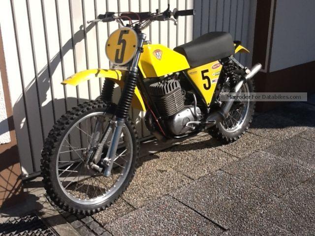 Maico  MC 400 BJ 1968-1970 1968 Vintage, Classic and Old Bikes photo