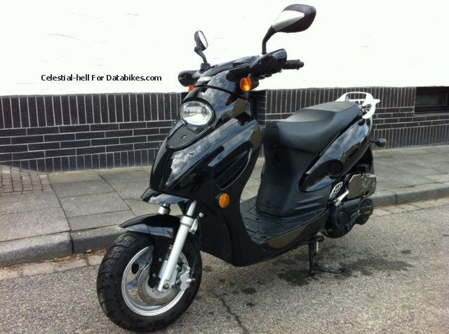 2005 Other  Cixi king 125 Motorcycle Scooter photo