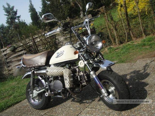 2007 Other  Monkey Motorcycle Lightweight Motorcycle/Motorbike photo