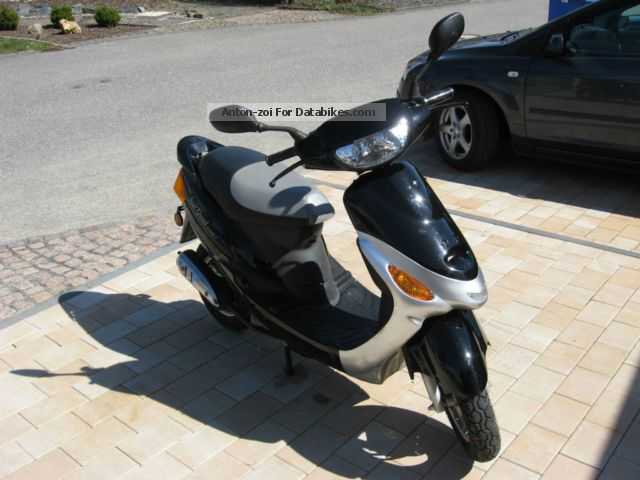 2005 Other  QINGDI QM50QT-6 Motorcycle Scooter photo