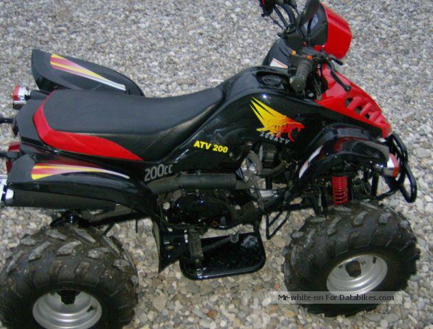 2013 Bashan  200ST-H Motorcycle Quad photo