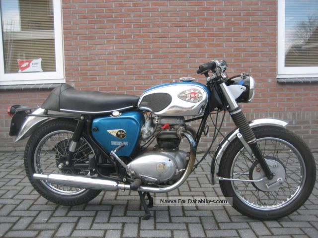 1965 BSA  A 65 LIGHTNING 650 Motorcycle Motorcycle photo