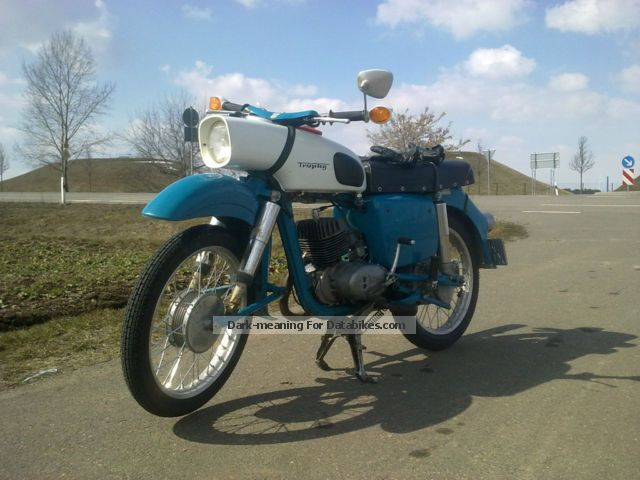 Mz  ES 125/1 1970 Vintage, Classic and Old Bikes photo