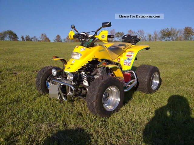 2004 SMC  Stinger Motorcycle Quad photo