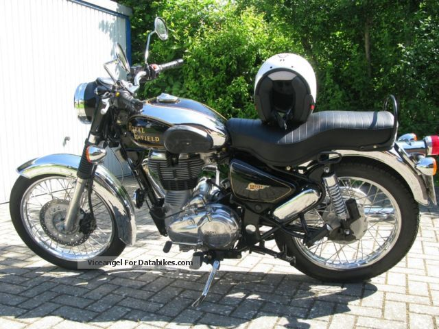 2012 Royal Enfield  Bullet Electra EFI Motorcycle Naked Bike photo