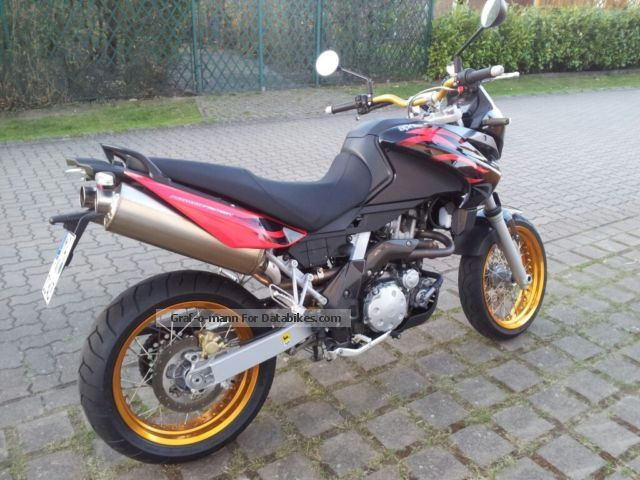 2008 Aprilia  Pegaso 660 Factory Motorcycle Motorcycle photo