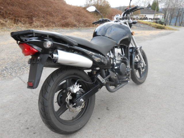 2010 WMI  Street Cross 2010s 11500km TUV 9-14 Motorcycle Naked Bike photo