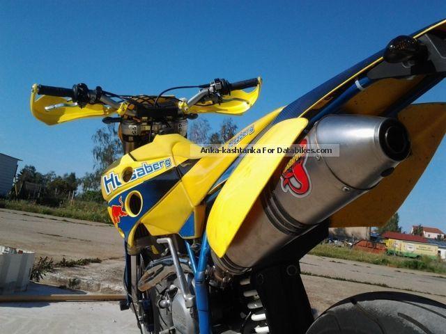 Husaberg  FE FS 501 2004 Super Moto photo