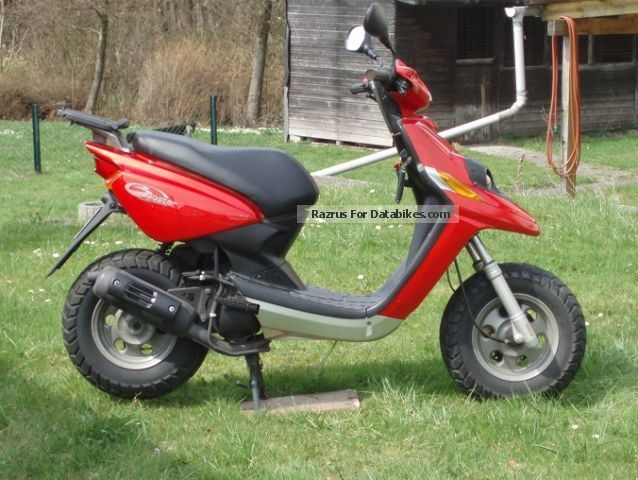 2006 MBK  Booster 50 NG Motorcycle Scooter photo