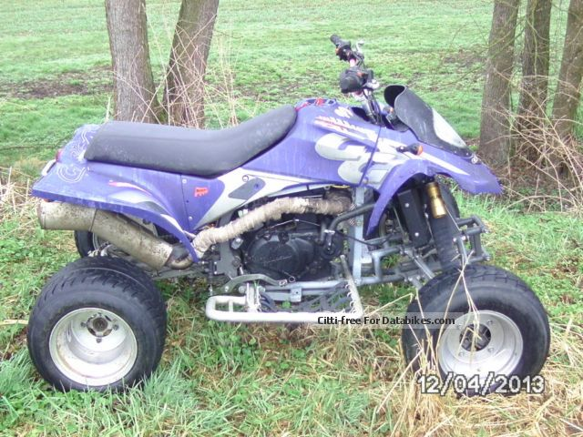 2004 Gasgas  wild homemade hp not street legal Motorcycle Quad photo
