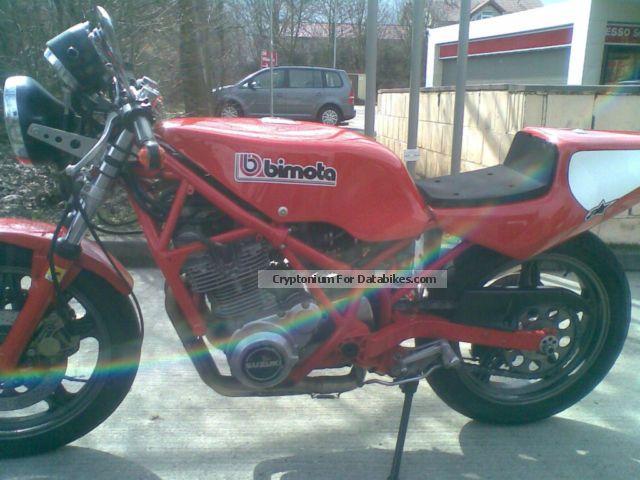 1981 Bimota  SB3 Motorcycle Naked Bike photo