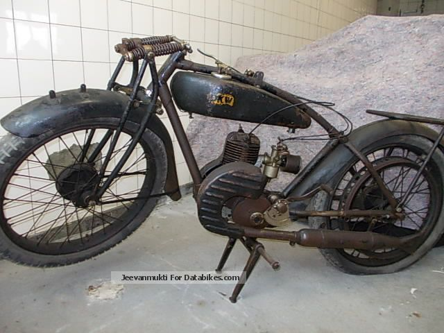 DKW  E 206 1936 Vintage, Classic and Old Bikes photo