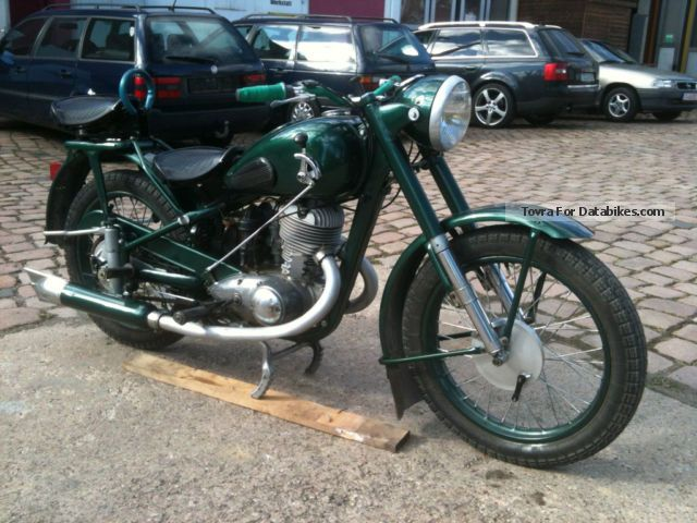 1956 DKW  IZH 49 Motorcycle Other photo