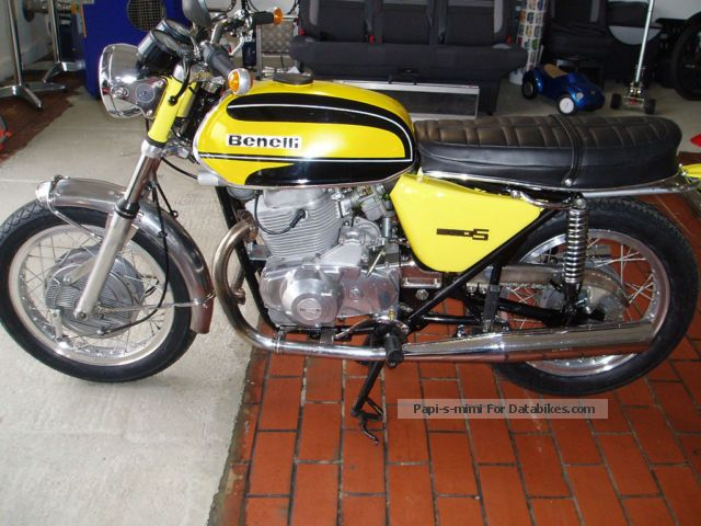 Benelli  Tornado 650S super geplegter condition 1974 Vintage, Classic and Old Bikes photo