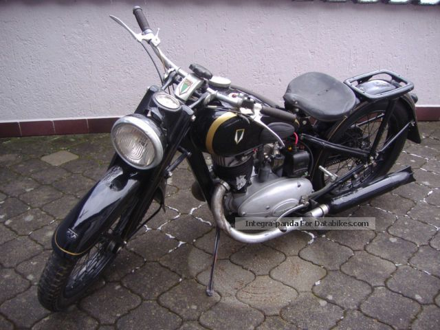 2012 DKW  NZ 250 Motorcycle Motorcycle photo