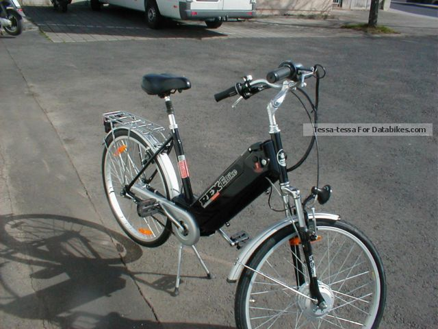 Other  Electric bike Rex 26 \ 2000 Electric Motorcycles photo