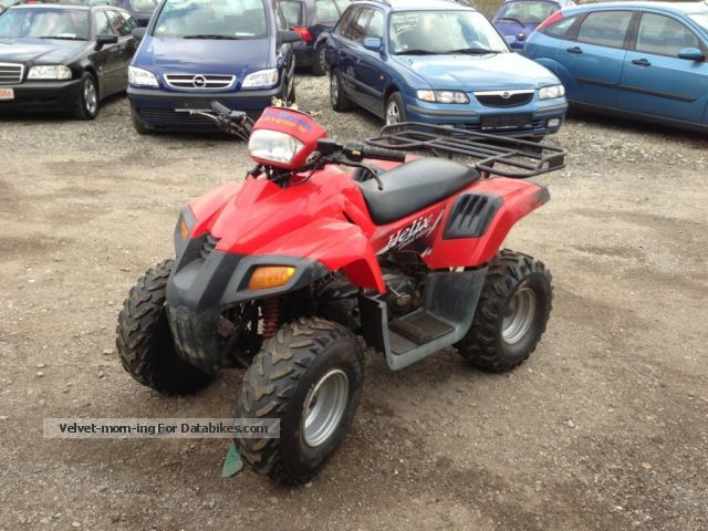 2003 Dinli  DL601 helix Motorcycle Quad photo