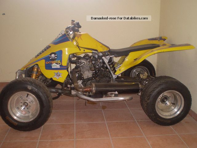 2007 Other  RST 450 Supermoto Motorcycle Quad photo