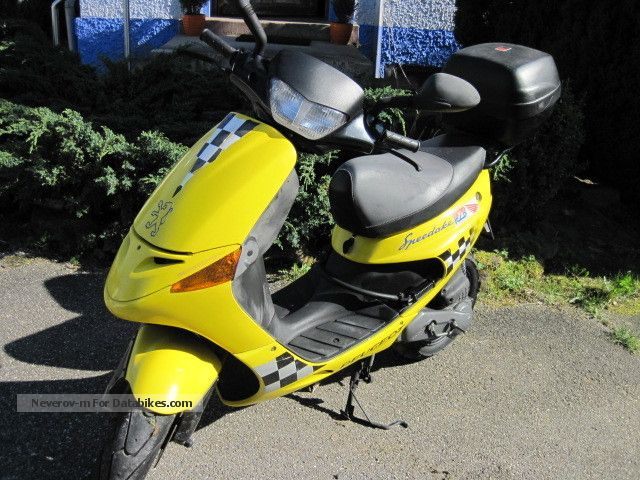 1996 Peugeot  Speedake Motorcycle Scooter photo