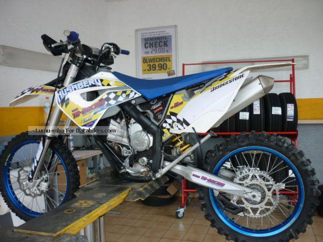 2013 Husaberg  Fe FX 450 with letter Motorcycle Enduro/Touring Enduro photo