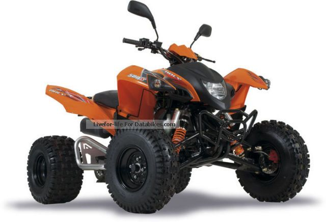 2012 Adly  Hurricane 500 S LoF (Subaru Engine) Motorcycle Quad photo