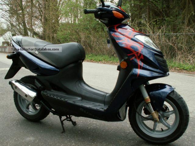 Suzuki  Katana 50km / h Roller 2003 Scooter photo