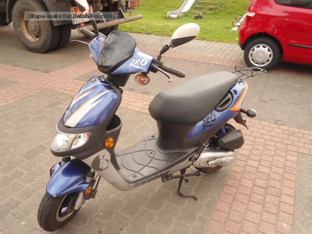 2006 Keeway  leone Motorcycle Scooter photo