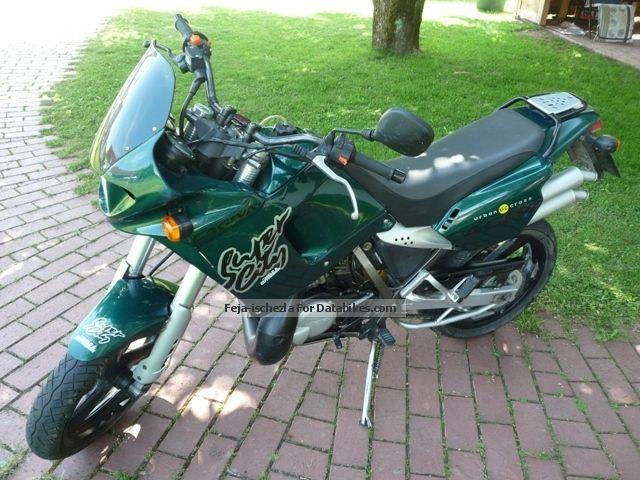 2001 Cagiva  N2 Super City 125 Motorcycle Lightweight Motorcycle/Motorbike photo