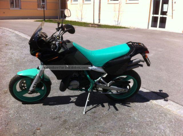 1996 Cagiva  Super City 125 Motorcycle Super Moto photo
