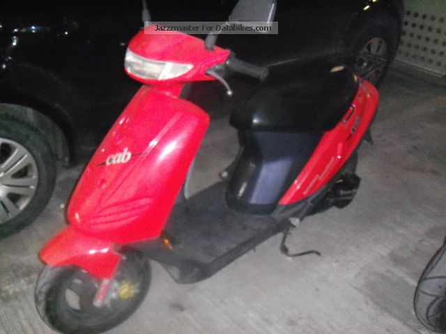 2000 Hyosung  2000 Motorcycle Scooter photo