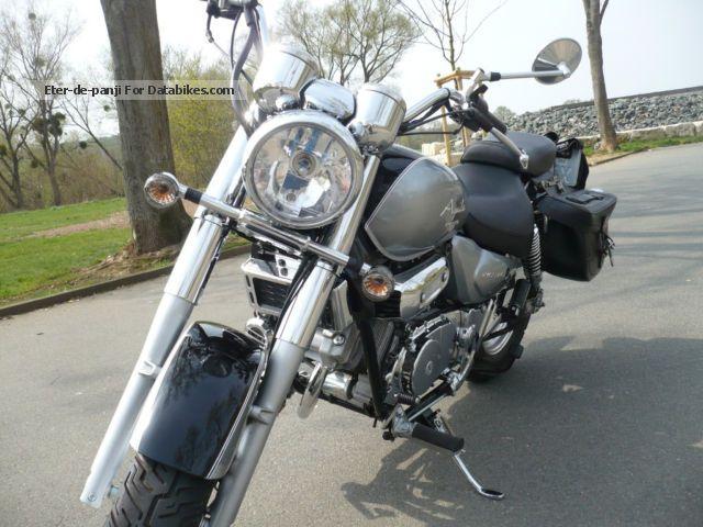 2010 Hyosung  Aquuia Motorcycle Chopper/Cruiser photo