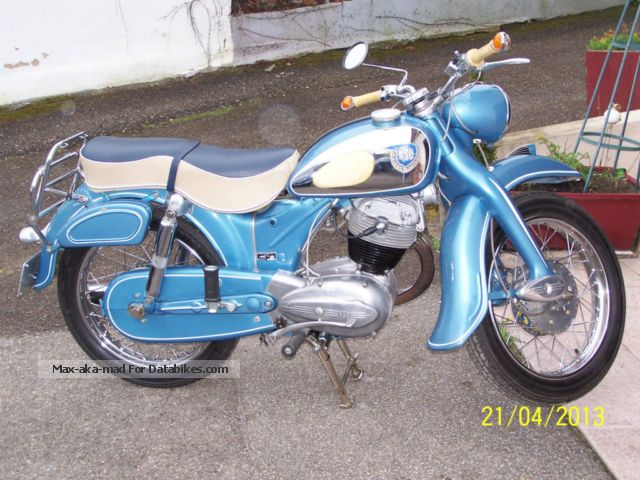 NSU  Super / Special Max 251 OSB 1957 Vintage, Classic and Old Bikes photo