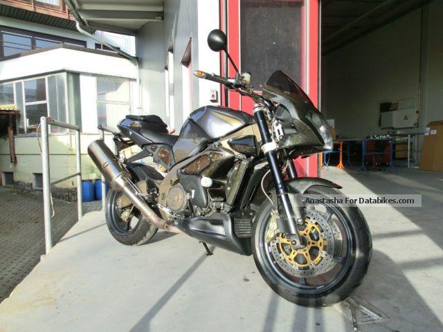 2012 Aprilia  RSV 1000 Tuono Motorcycle Naked Bike photo