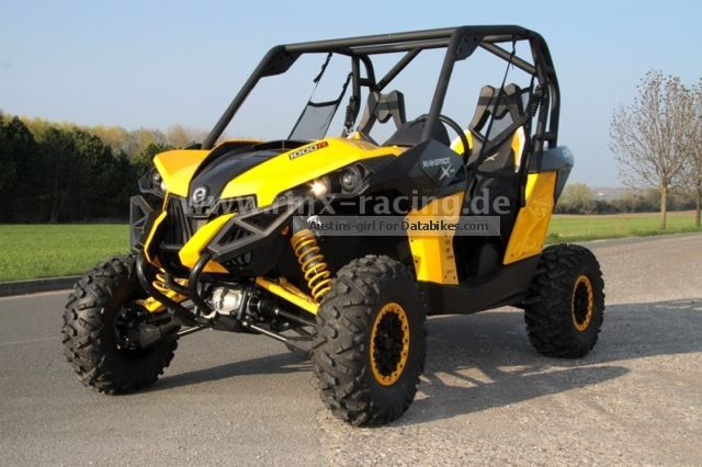2013 Can Am  Maverick 1000 R - including LOF approval! Immediately! Motorcycle Quad photo