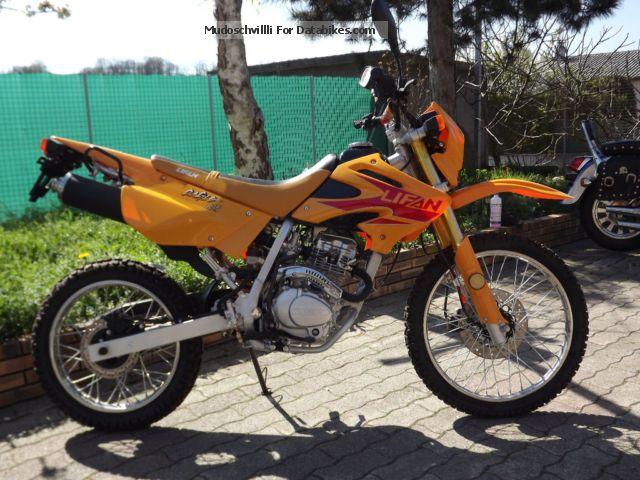 2012 Lifan  EAGLE 125 Motorcycle Enduro/Touring Enduro photo