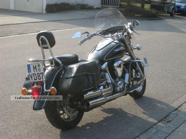 Yamaha  XV1600A 2004 Chopper/Cruiser photo