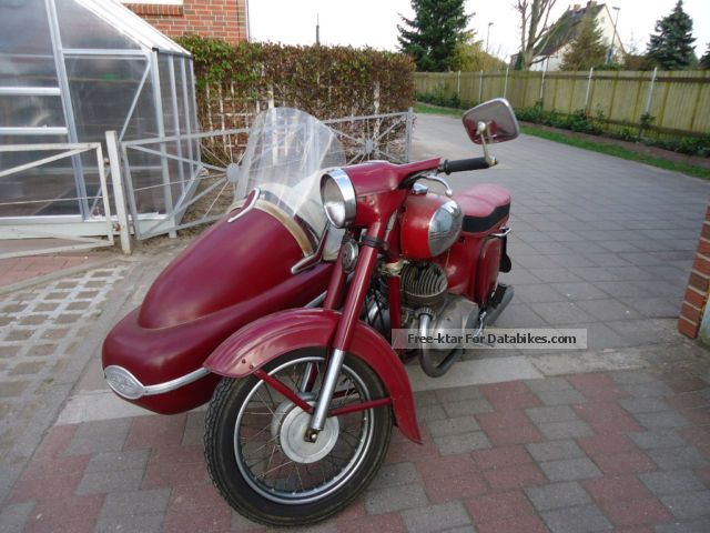 Jawa  Automatic 360-01 1965 Vintage, Classic and Old Bikes photo
