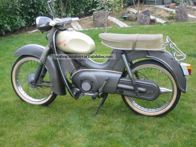 1964 Kreidler  Foil Motorcycle Motor-assisted Bicycle/Small Moped photo