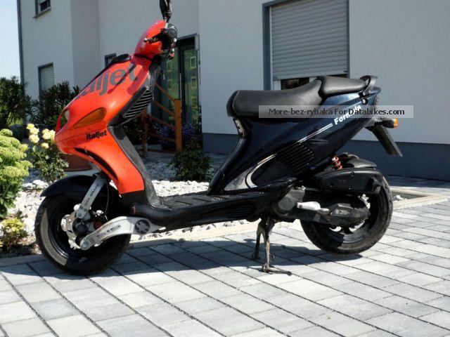 1995 Italjet  Form 50 Motorcycle Scooter photo