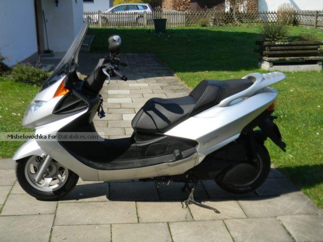 2004 Italjet  Jupiter Motorcycle Scooter photo